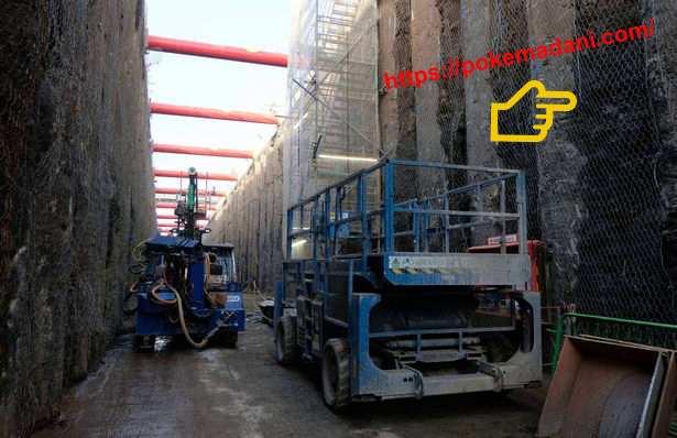 کاربرد پوکه معدنی در تونل ها