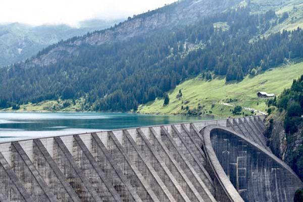 کاربرد پوکه معدنی در احداث سدهای آبی عظیم
