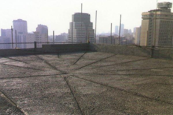 پوکه معدنی و شیب بندی سقف ساختمان ها