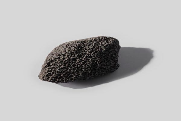 سنگ پا و پوکه معدنی