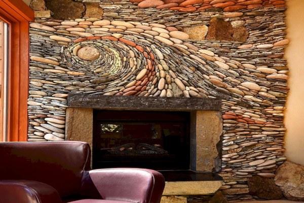 کاربرد سنگ های آتشفشانی در دکوراسیون